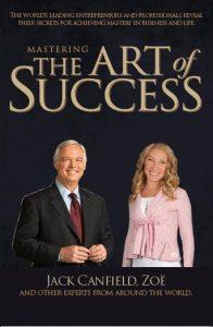 """Boksläpp """"Mastering the Art of Success"""""""