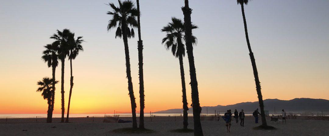 Lyckat Ljusarbete i Kalifornien