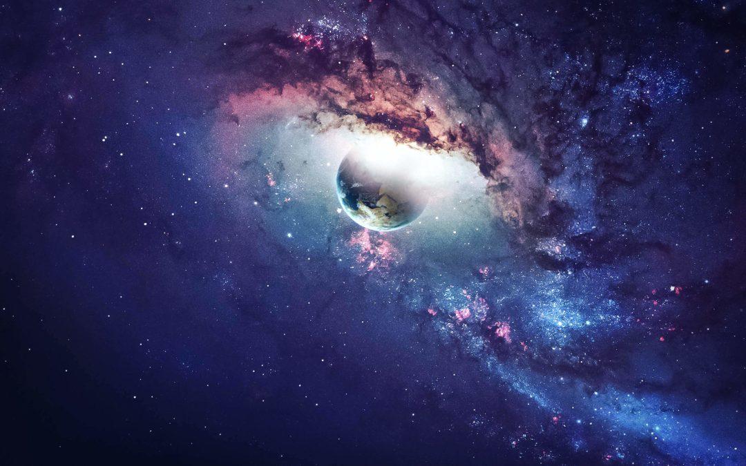 Kosmisk resa inatt