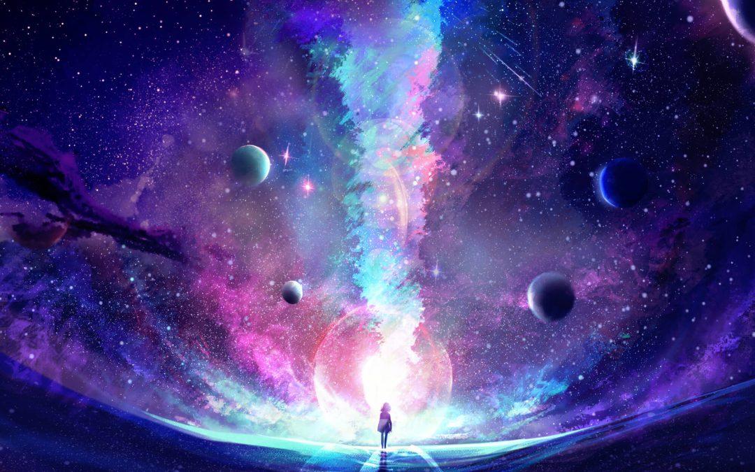 Kanalisering efter Cosmic Language