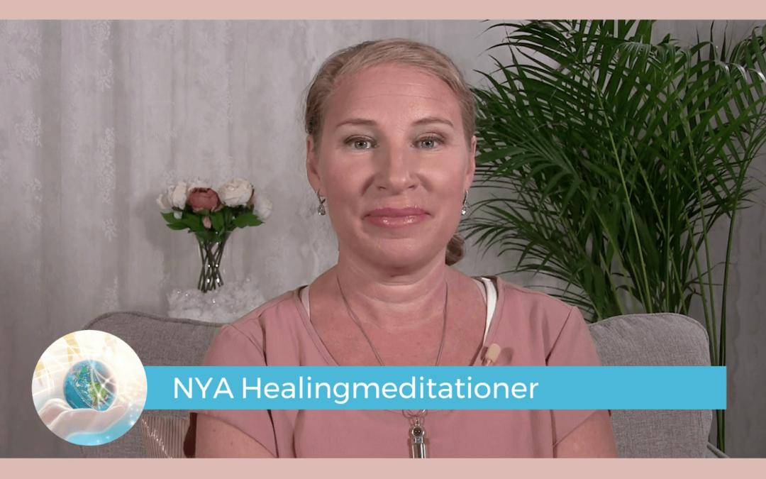 Befrielsepassagen – Kraftfulla Healingmeditationer