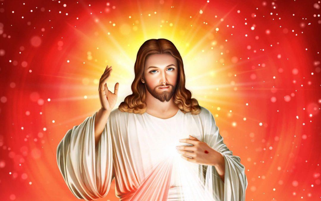 Jesus påminner om din kraft